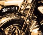 Historische Motorräder auf der BuGa 2011