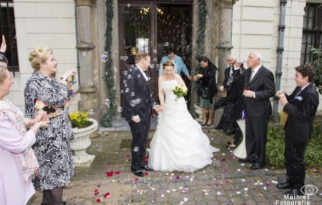 Hochzeitsfotografie in Bonn-Ramersdorf